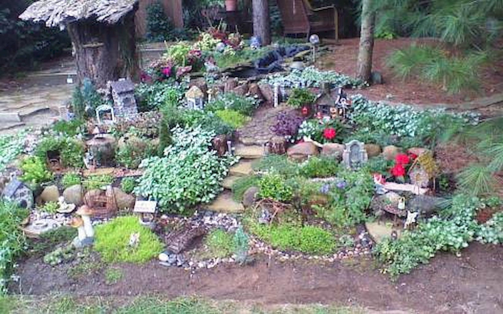 Delicieux 120 Amazing Backyard Fairy Garden Ideas On A Budget (120)