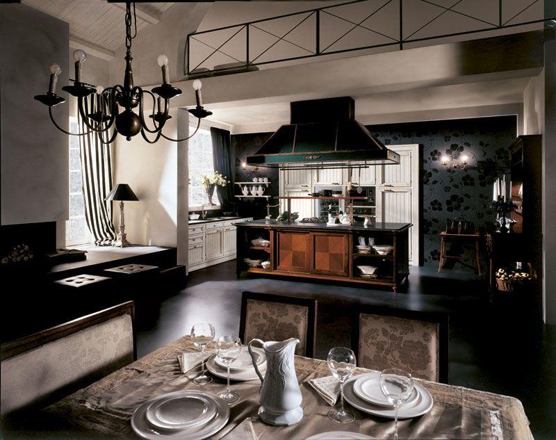 Classika mobili ~ итальянские кухни роскошная кухня martini mobili kitchen