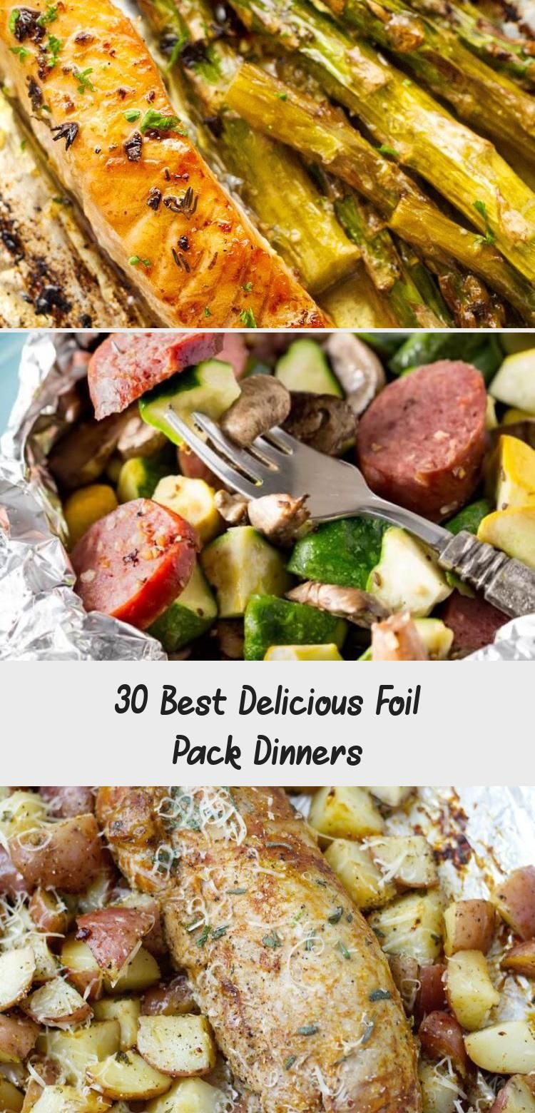 Photo of 30 Best Delicious Foil Pack Dinners – Dinner Recipes