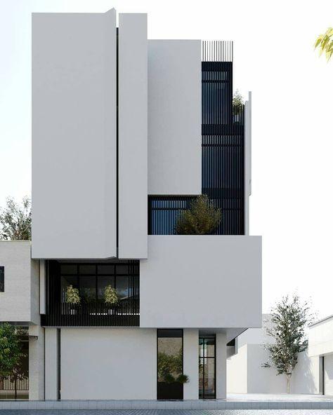 2c559f99 Pin de Gabriela Dominguez en Arquitectura en 2019 | Modern House Design,  Facade architecture y Architecture design