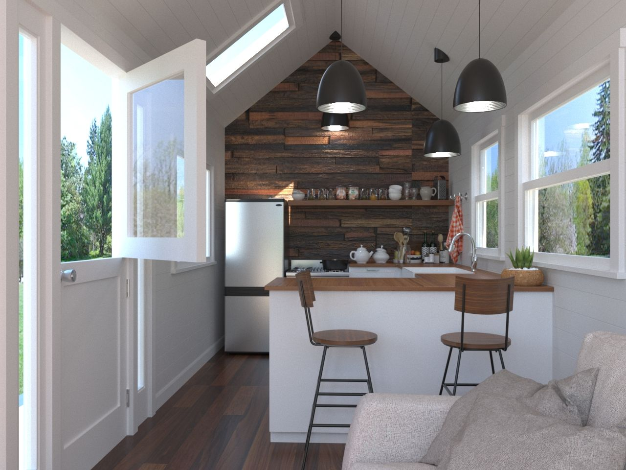 Pin by Covo Tiny House Company on Covo Amica Pictures