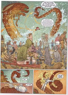 Geof Darrow | The Comics Journal