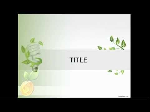 Free Nature Background Powerpoint Background Powerpoint Nature Backgrounds Presentation Templates