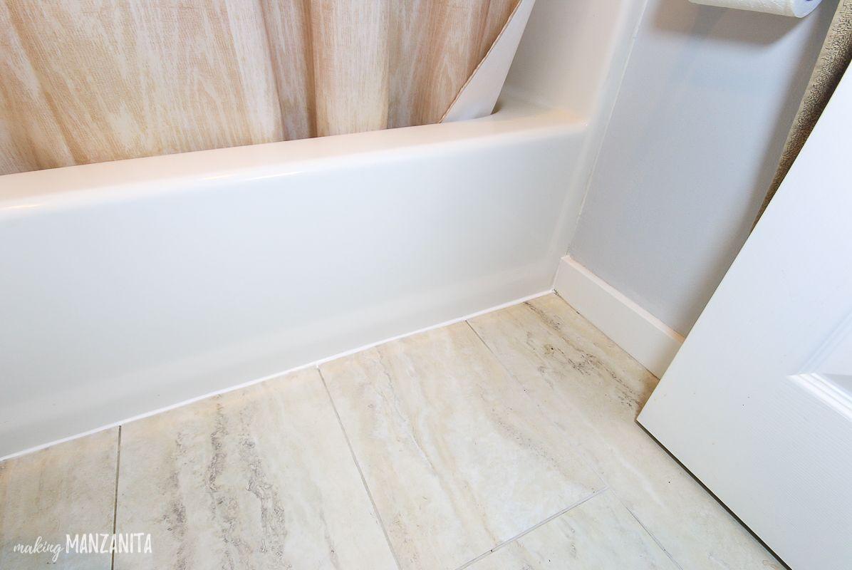 How To Recaulk A Bathtub Bathtub Diy Home Repair Refinishing