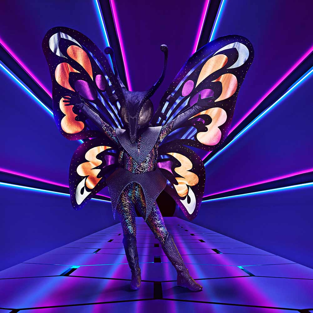 ITV The Masked Singer Costumes in 2020 Singer costumes