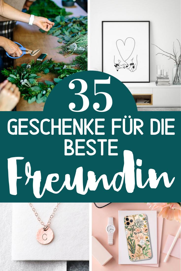 Geschenkideen Fur Die Beste Freundin Fur Geburtstag Weihnachten Und Co In 2020 Geschenke Freundin Geschenke Geschenk Beste Freundin