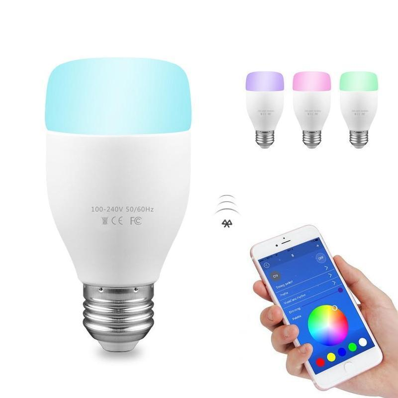 Smart Home Led Lampe