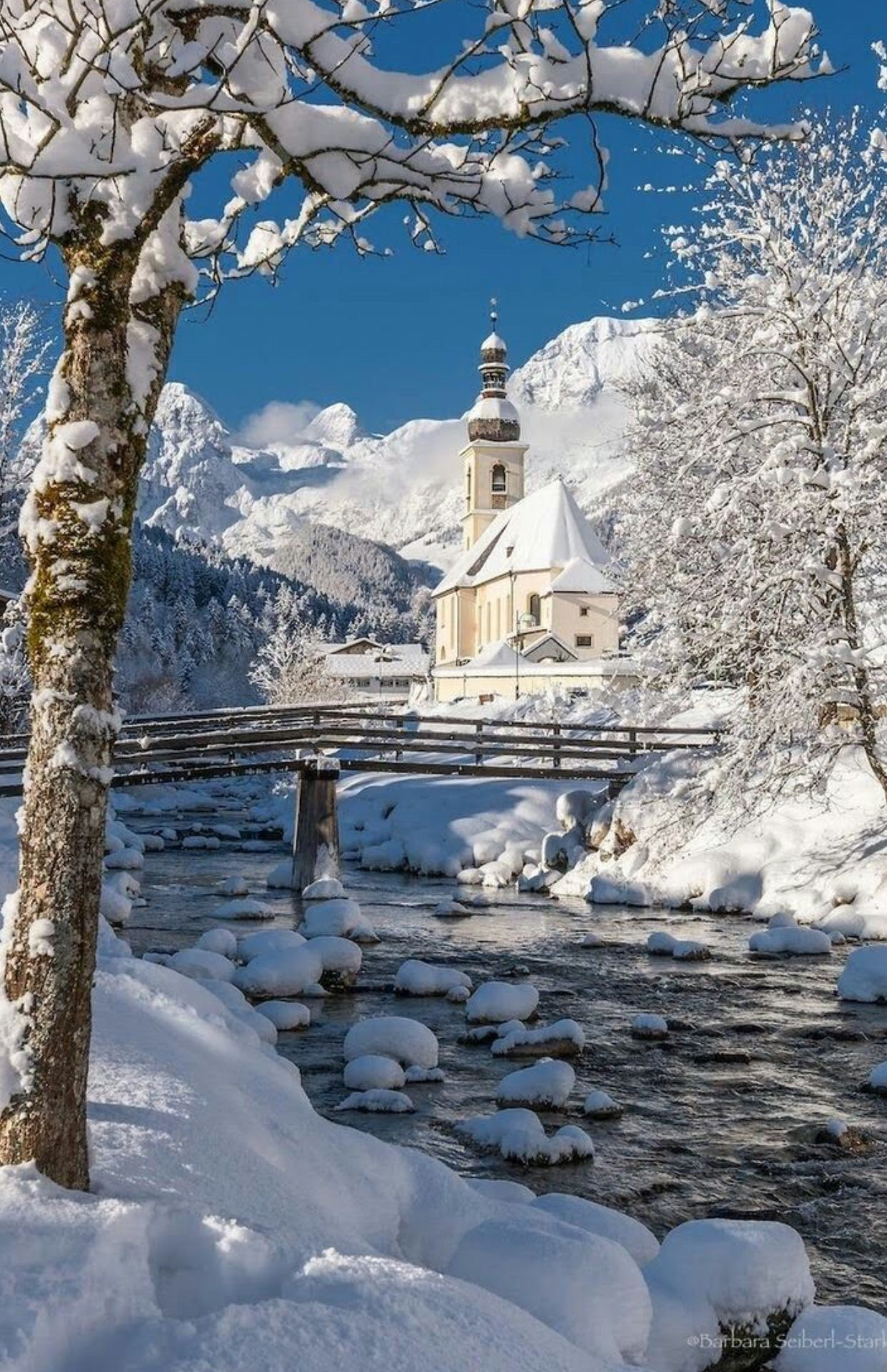 Winter Pictures, Winter Scenery
