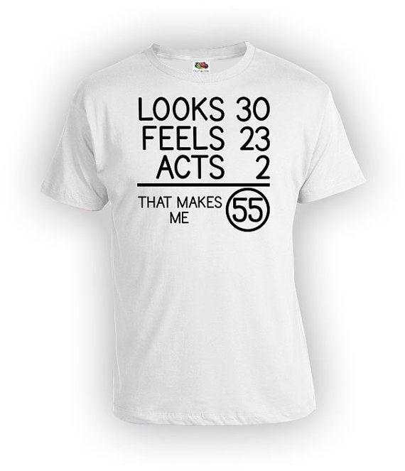 55th Birthday T Shirt