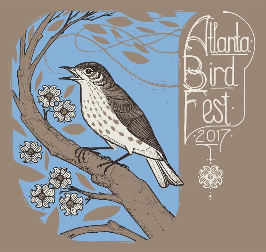 Atlanta Audubon Society Bird Fest Birds Atlanta