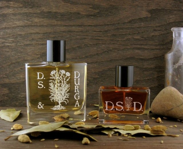 D.S. & Durga packaging pairs naturally with raw materials.