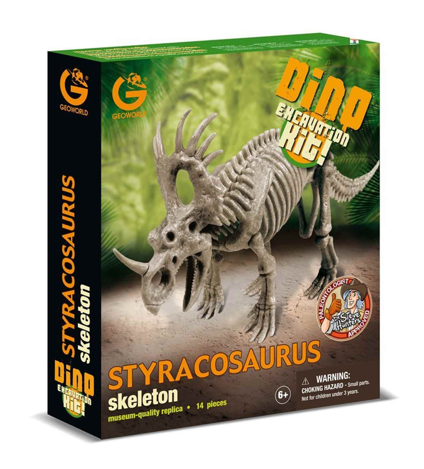 Geo World Dino Excavation Kit
