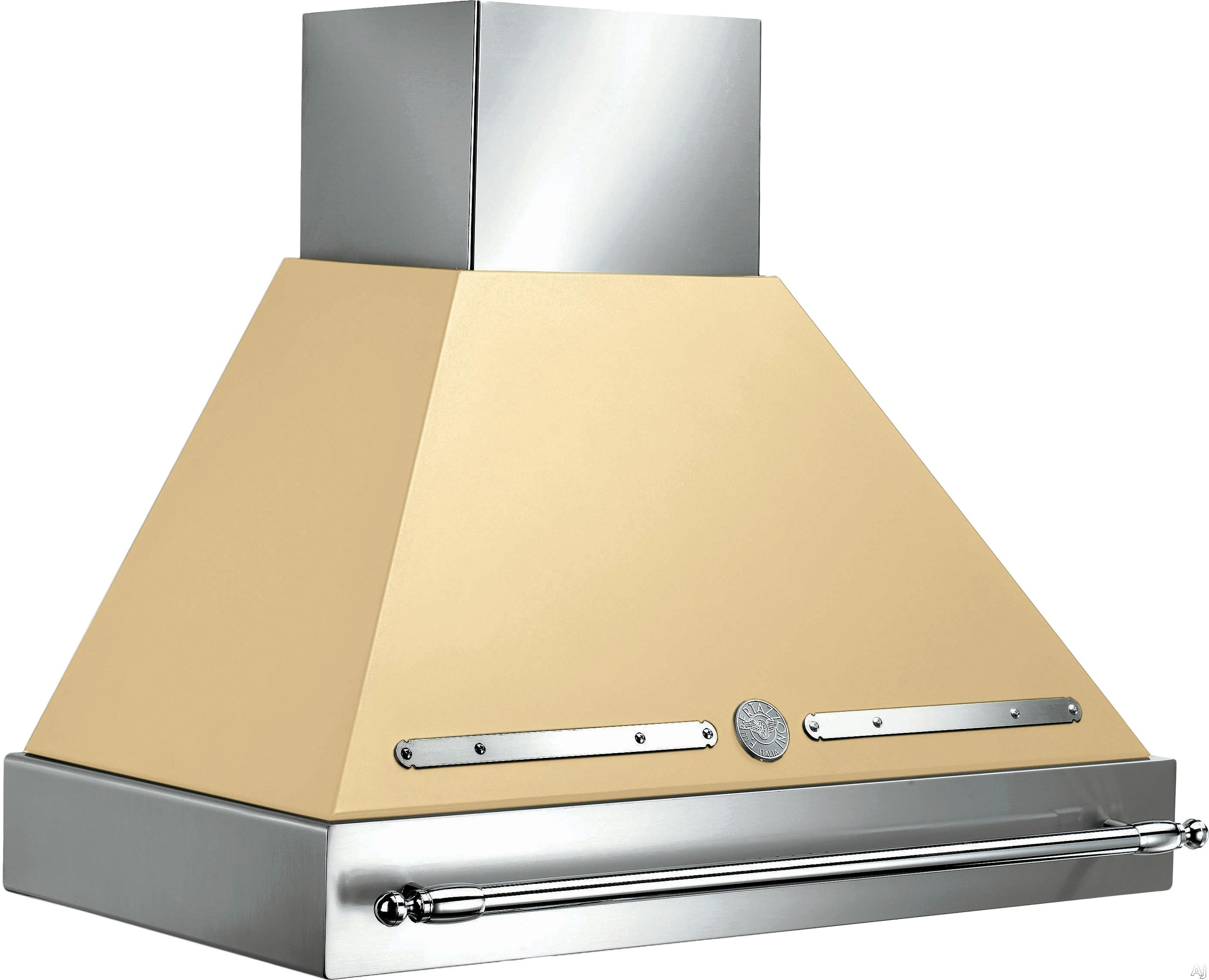 Bertazzoni Kaherx14 Canopy And Base Range Hood With 1 600 Cfm Blower 3 Speed Settings 2 Halogen Lights And Dishwa Wall Mount Range Hood Range Hood Wall Mount