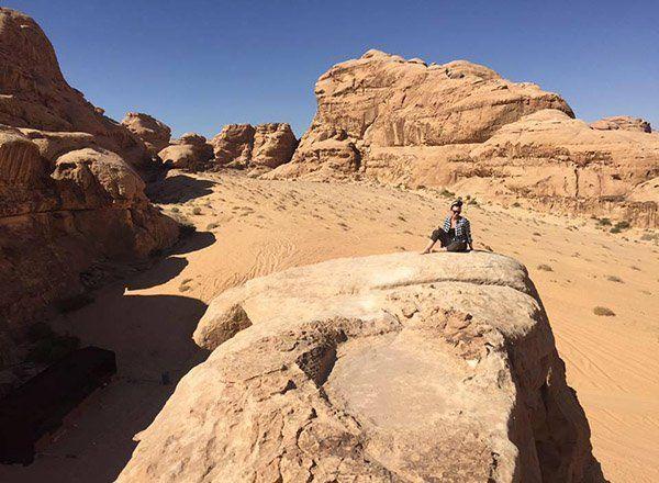 Wadi Rum Camp #wadirum