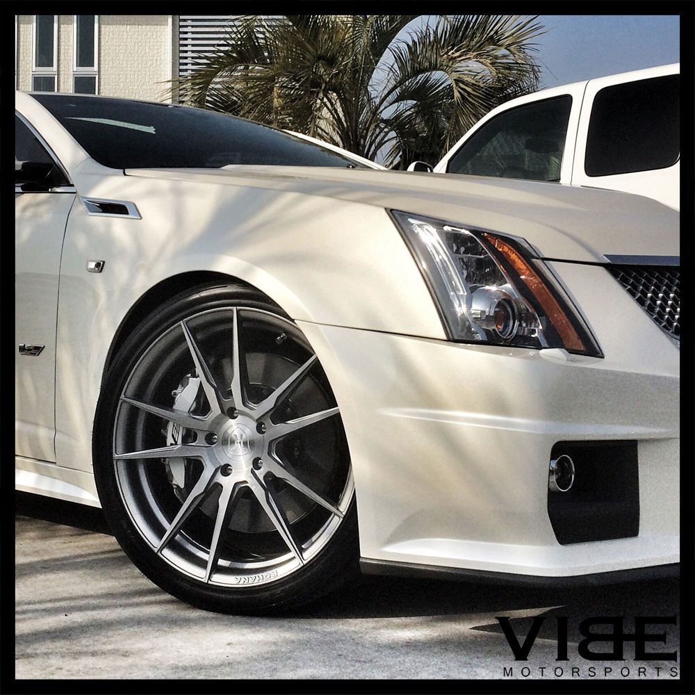 r silver and wheels inserts cadillac escalade chrome fits rims style f