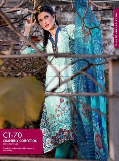 CT-70 - Gul Ahmed Shop, Pakistan