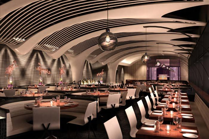 Very Cool Ceiling  Stk Midtown Ny  Stripeness  Pinterest Brilliant Stk Private Dining Room Decorating Inspiration