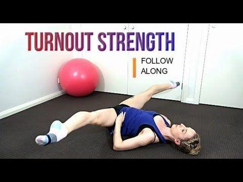 turnout strength  improve your turnout  follow along