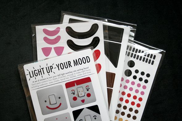 Light Up Your Mood Stickers - Products - Shop & Library - YCN