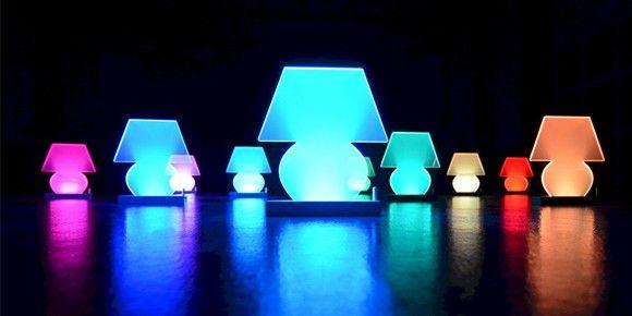 Table Lights: Lichtshow aan tafel | Lights