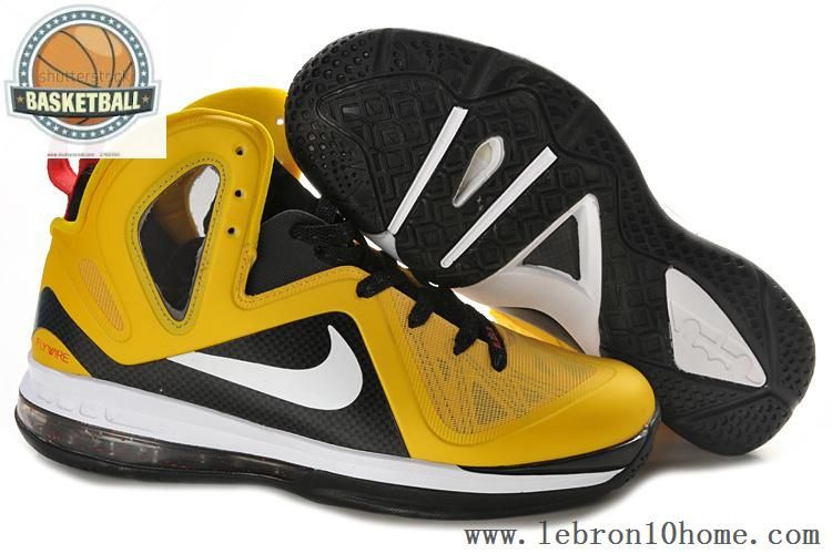 first rate 050fc 4546b NIKE LEBRON 9 ELITE VARSITY MAIZE 516958-700