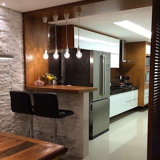 Kitchen Bar Design 2013: Home Interiores En 2019