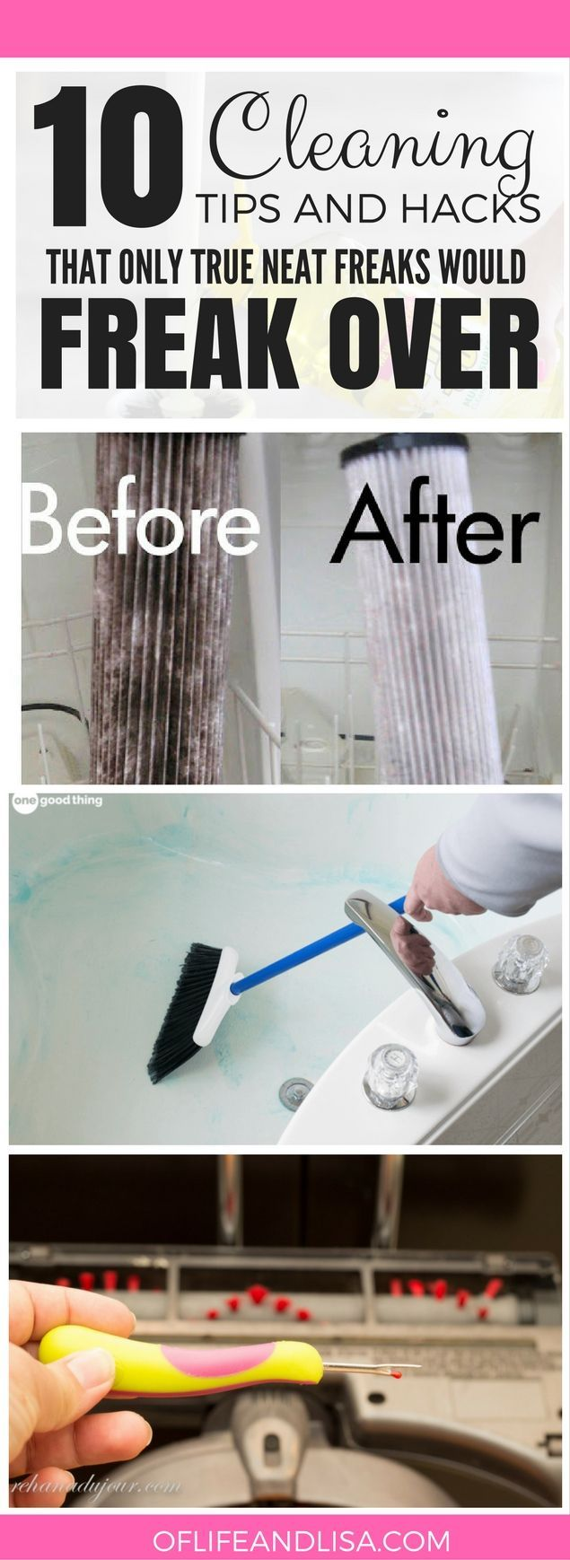 10 Cleaning and Organizing Hacks Thatu0027ll Soothe