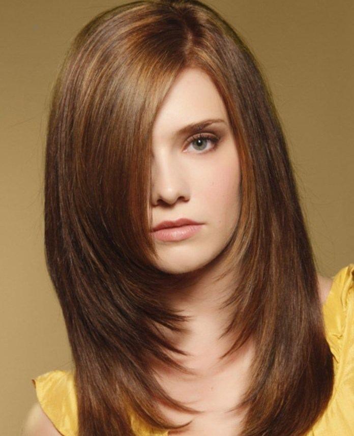 modéle de coiffure pour femme cheveux mi long http lookvisage ru