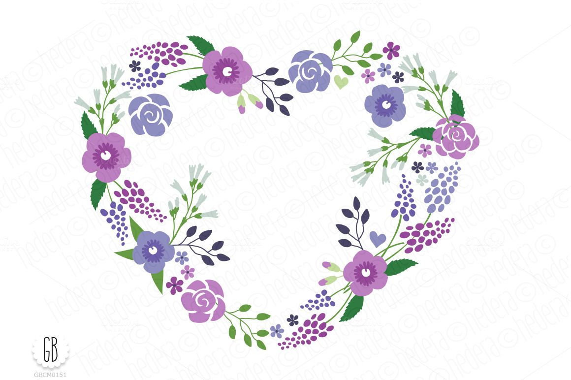 Floral Wreath Drawing Tutorials