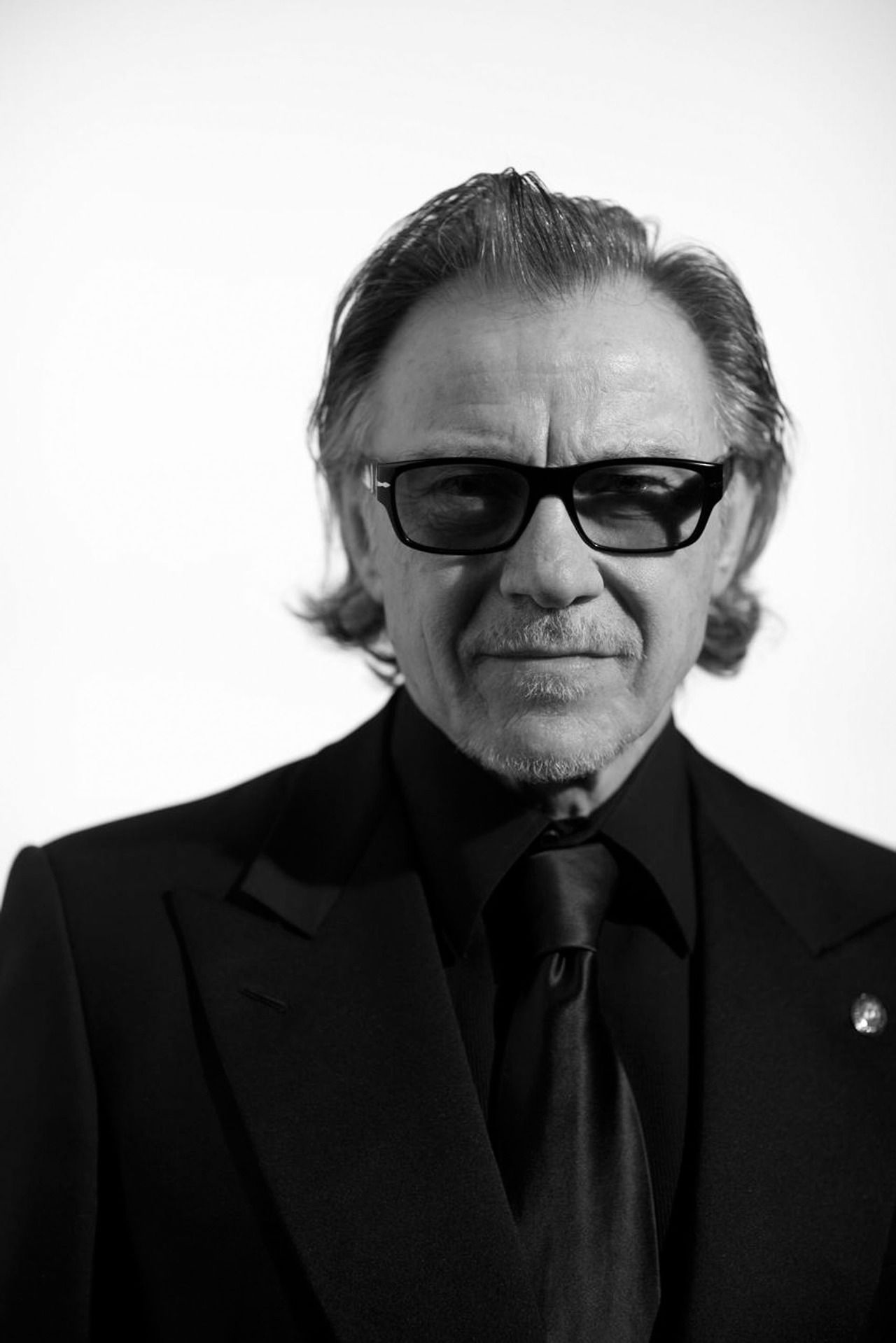 Harvey Keitel by Greg Williams Badass American