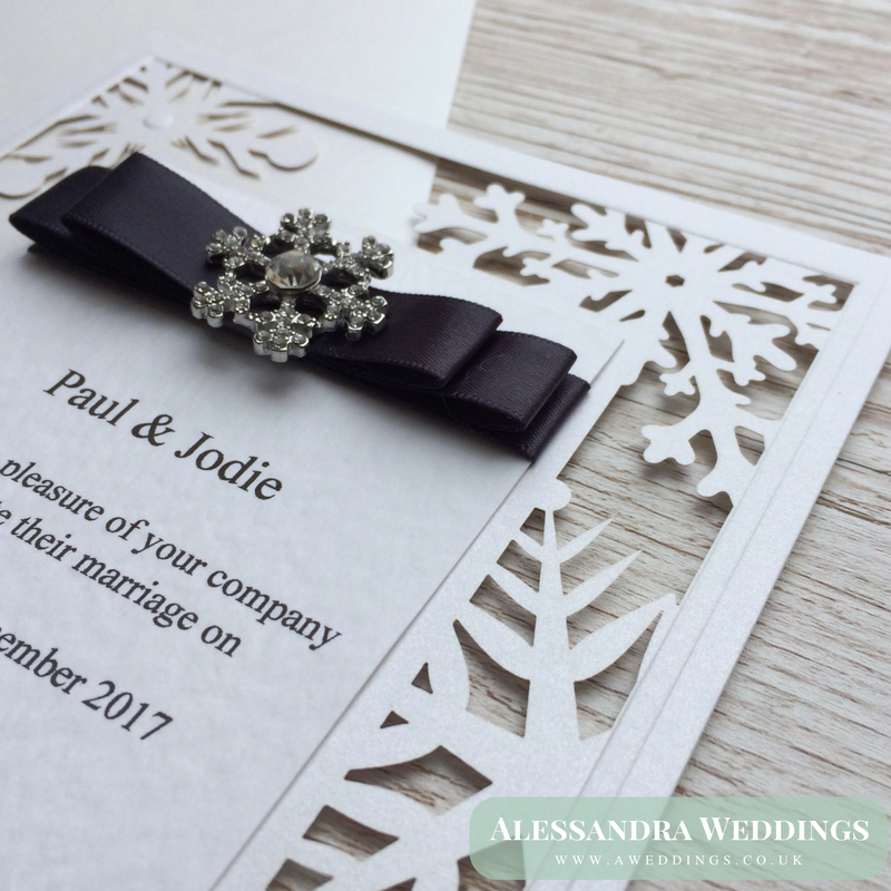 Wedding Invitation - Wedding Invite Handmade Personalised Unique ...