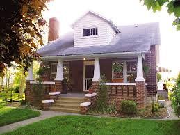 Image Result For Red Brick Craftsman Home