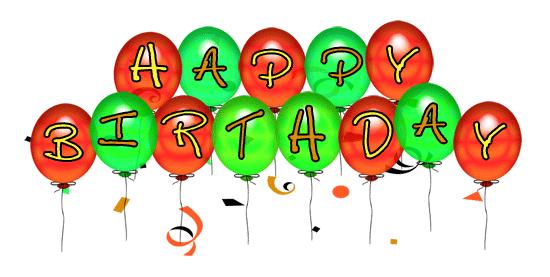 Free Happy Birthday Clip Art Printables Happy Birthday