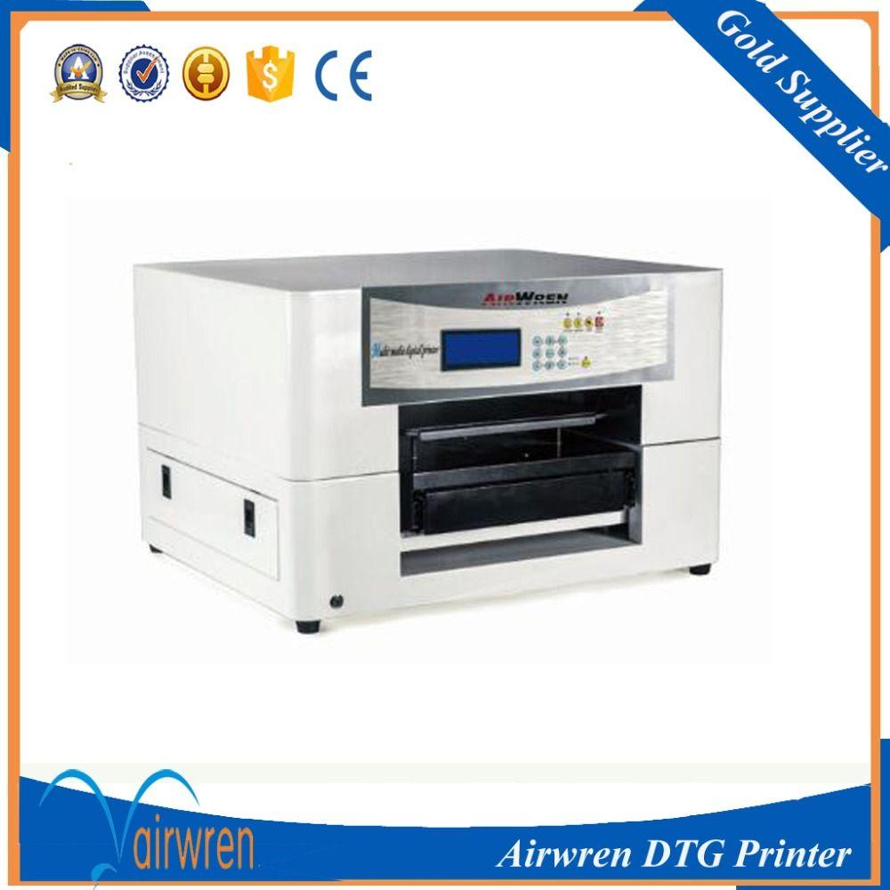 factory wholesale price a3 size 6 color digital textile