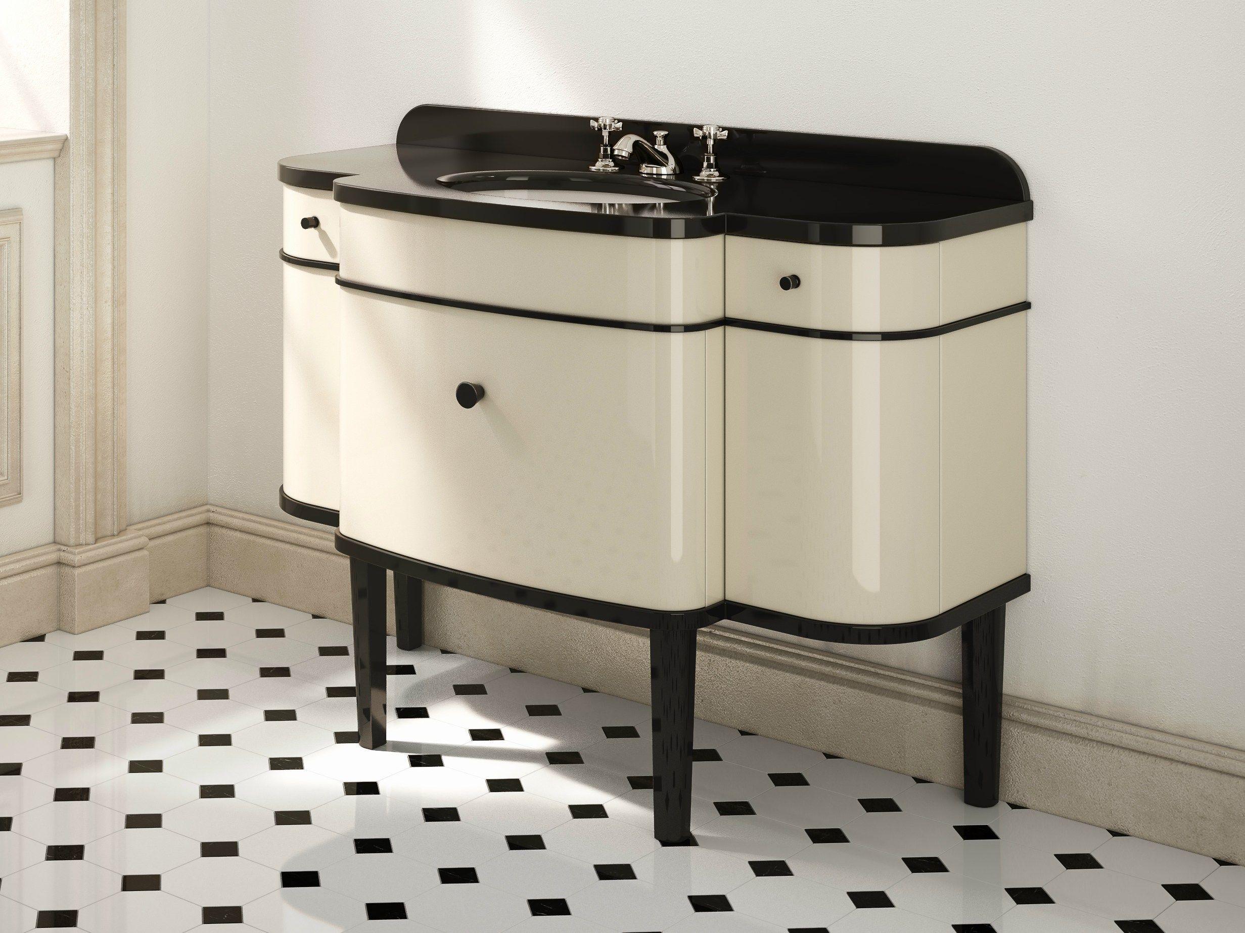 Lavabo Art Deco | Muebles | Pinterest | Lavabo, Art déco et Sdb