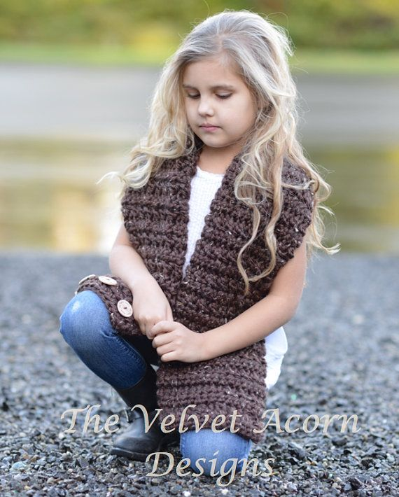 Crochet PATTERN-The Baryte Set Small Medium and por Thevelvetacorn ...