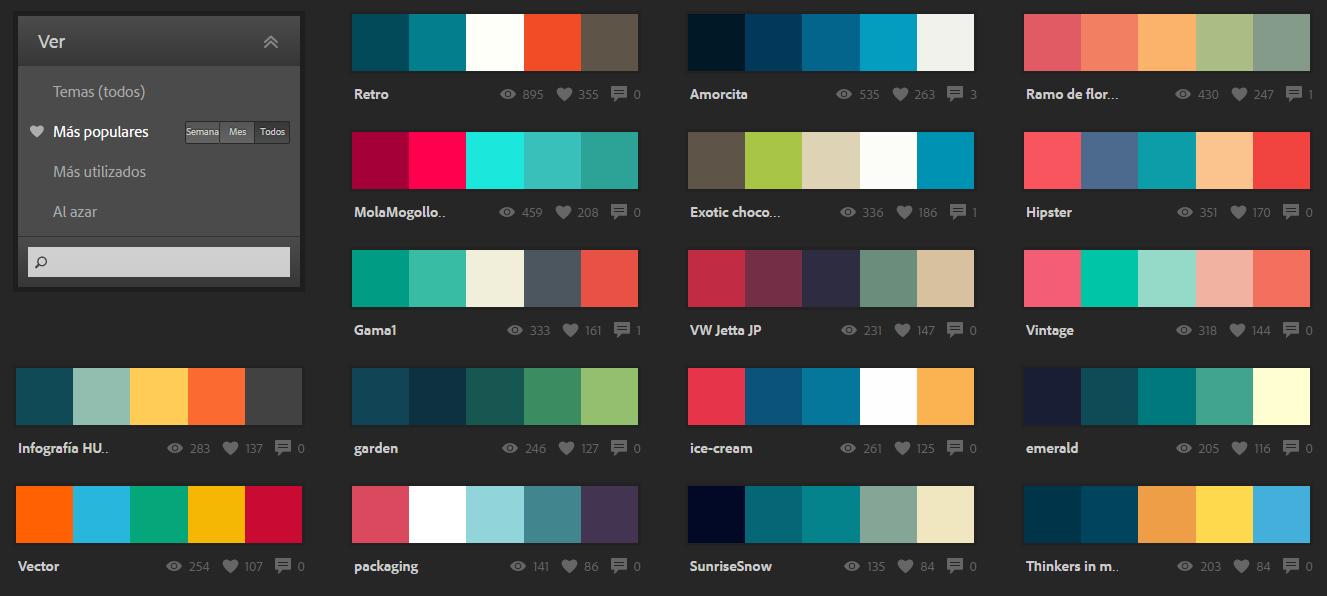 combinaciones de colores  Buscar con Google  Color