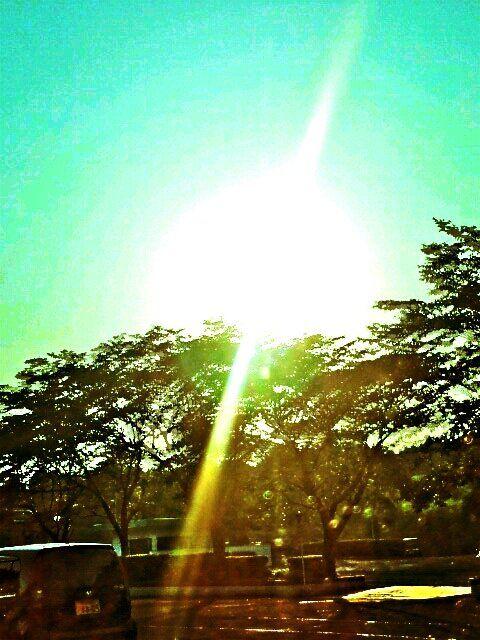 ☀ Boom☀ — #afternoon #sunset #andrography #streamzoo #photography #saturday #nature #sun #lights • MyajaTani on Streamzoo