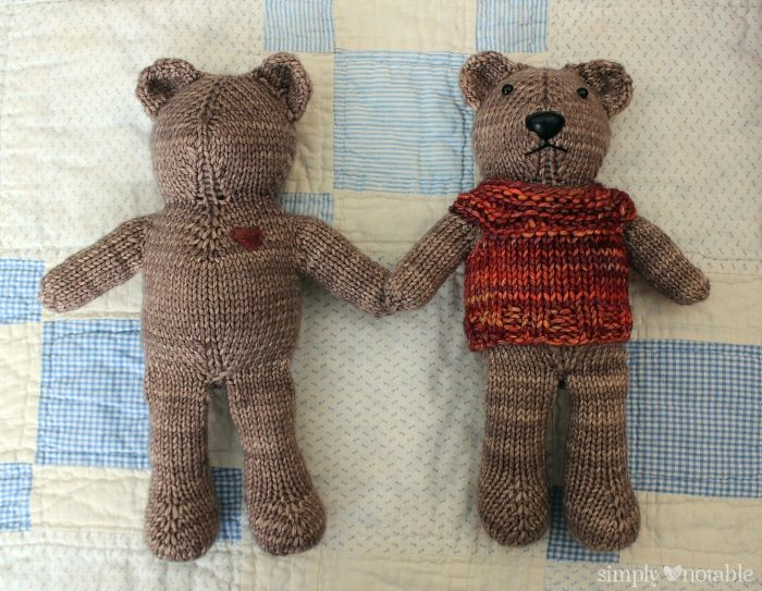 Finishing Your Teddy in 2020 (With images)   Teddy bear ...