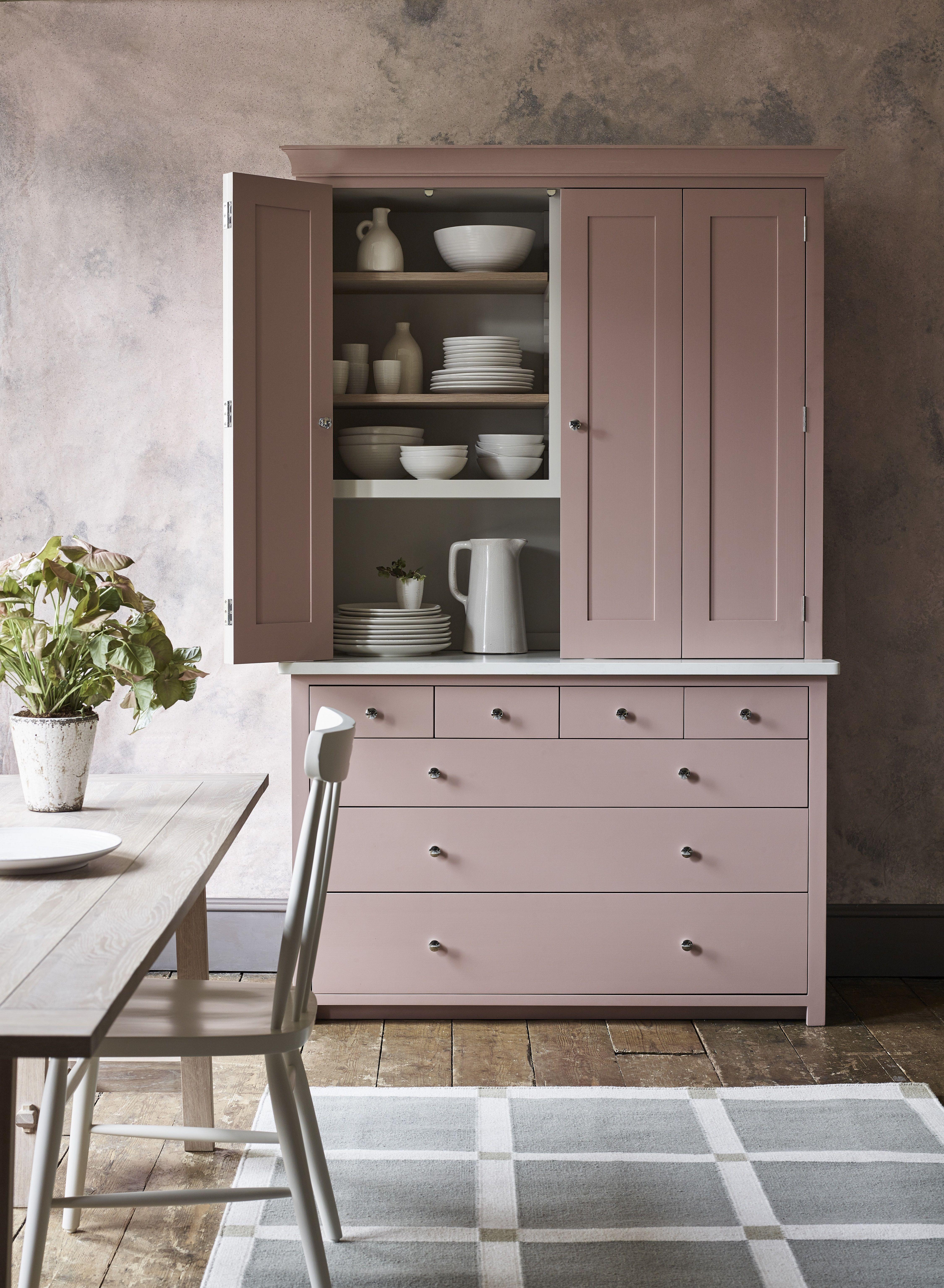 Suffolk Kitchen As Seen In Magazine Kitchen Cabinetry