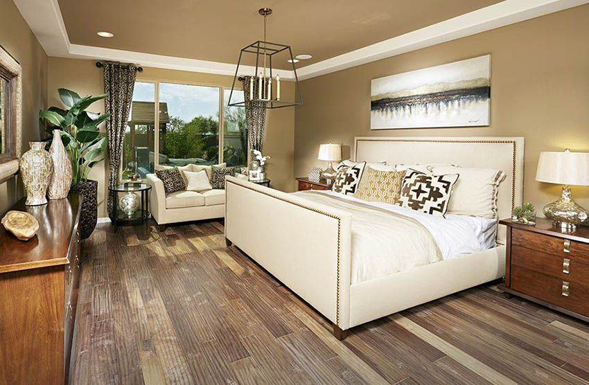Hand Scraped Hardwood Flooring Bedroom Flooring Floor Design