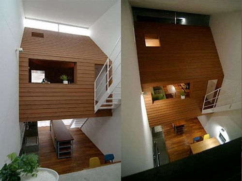 24 idées de mezzanines pour votre loft | Mezzanine, En bois et Bois