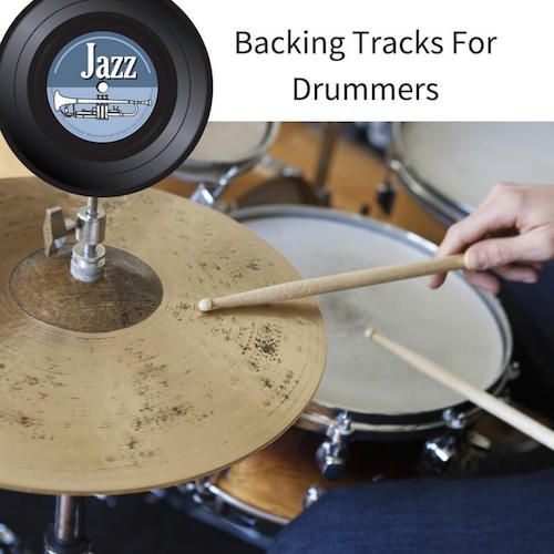 Play Along Jazz No Drums Backing Track 140 BPM Shuffle