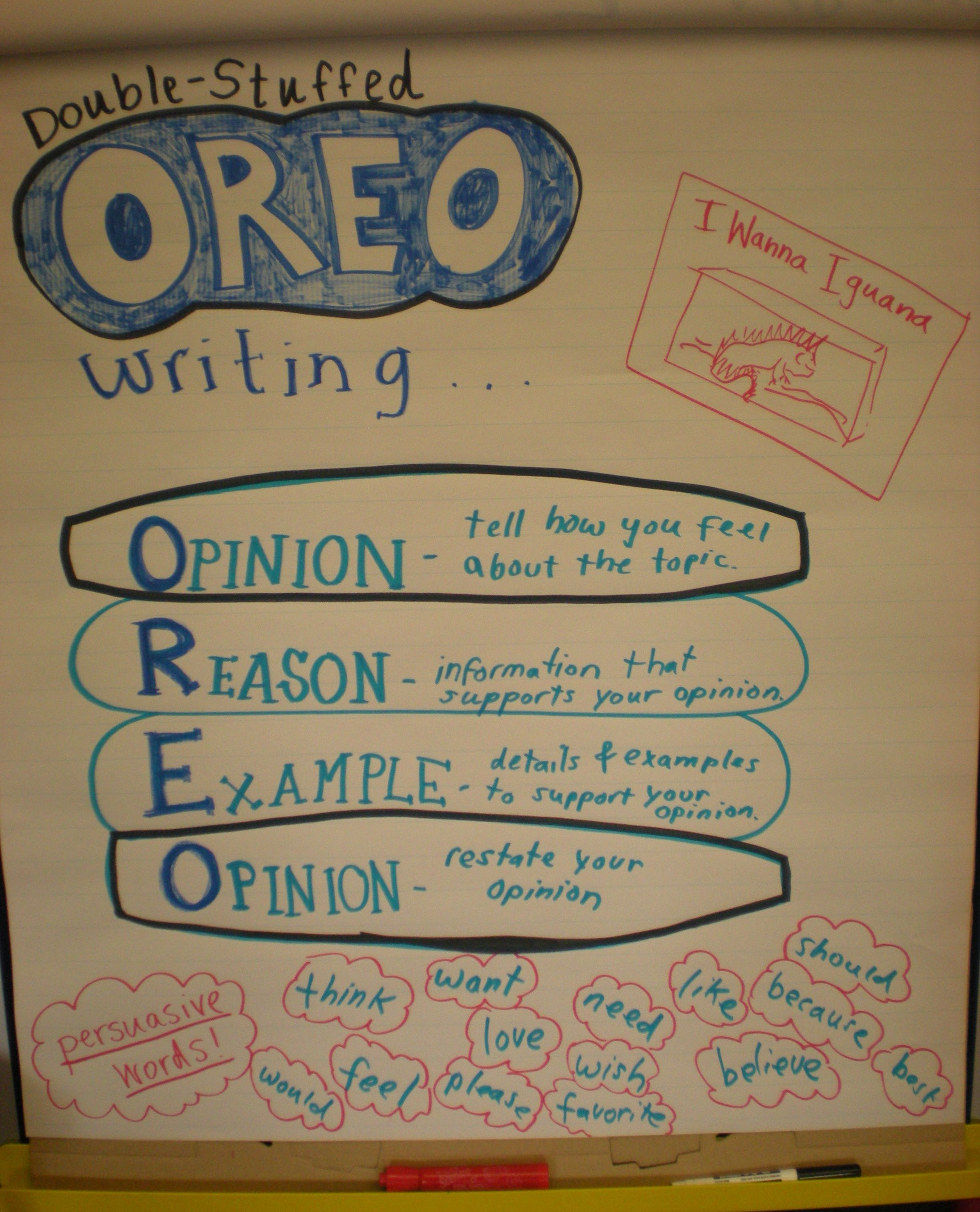 Writing A Personal Opinion Essay Unit 6 Pathways Book 4