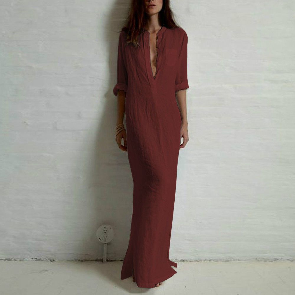 White long maxi dresses dress for women fancy fashion
