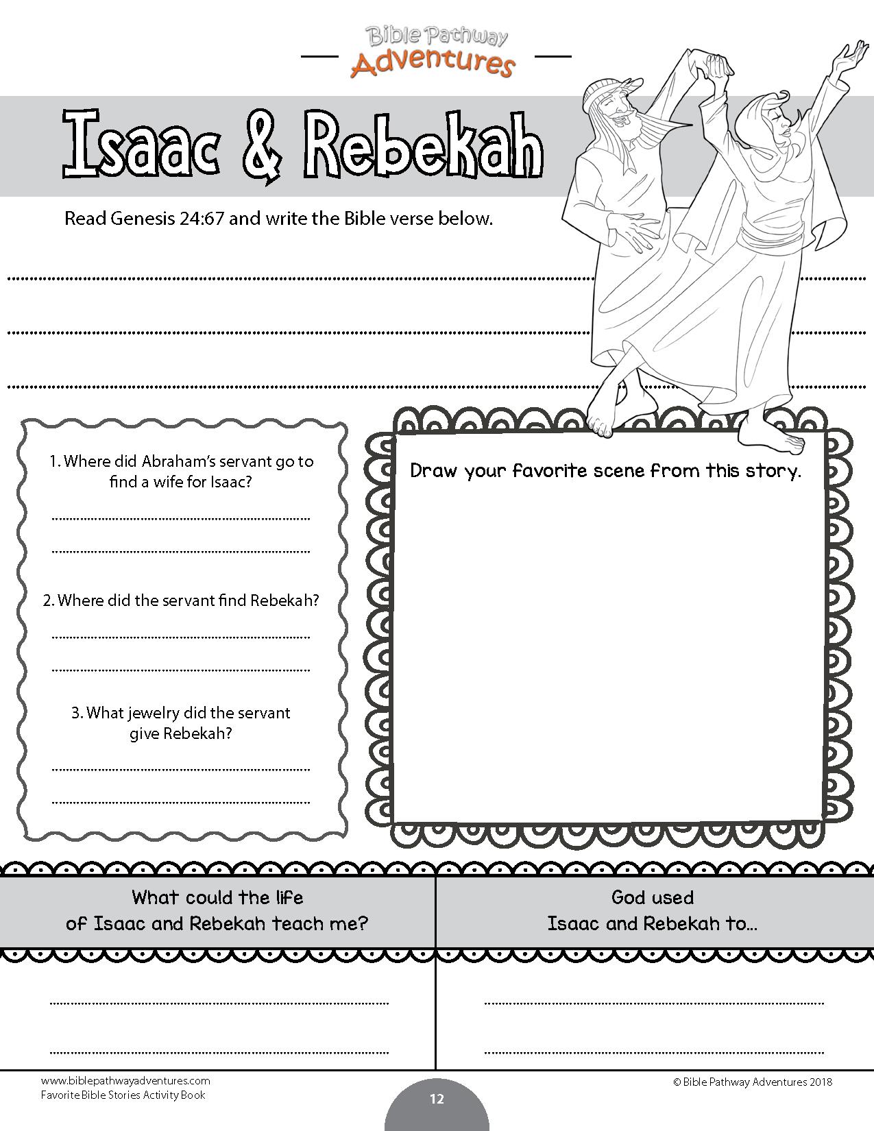 Issac Worksheet