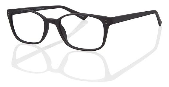 1c7036c316b2 ECO by Modo THAMES Black Eyeglasses. Follow us on FB or find us on the web    eyecarefortcollins.com