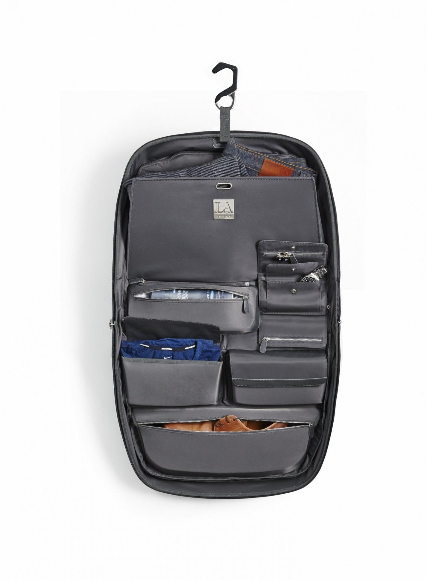 Must Have Carry On Bag Compact, Ingenious Organizer