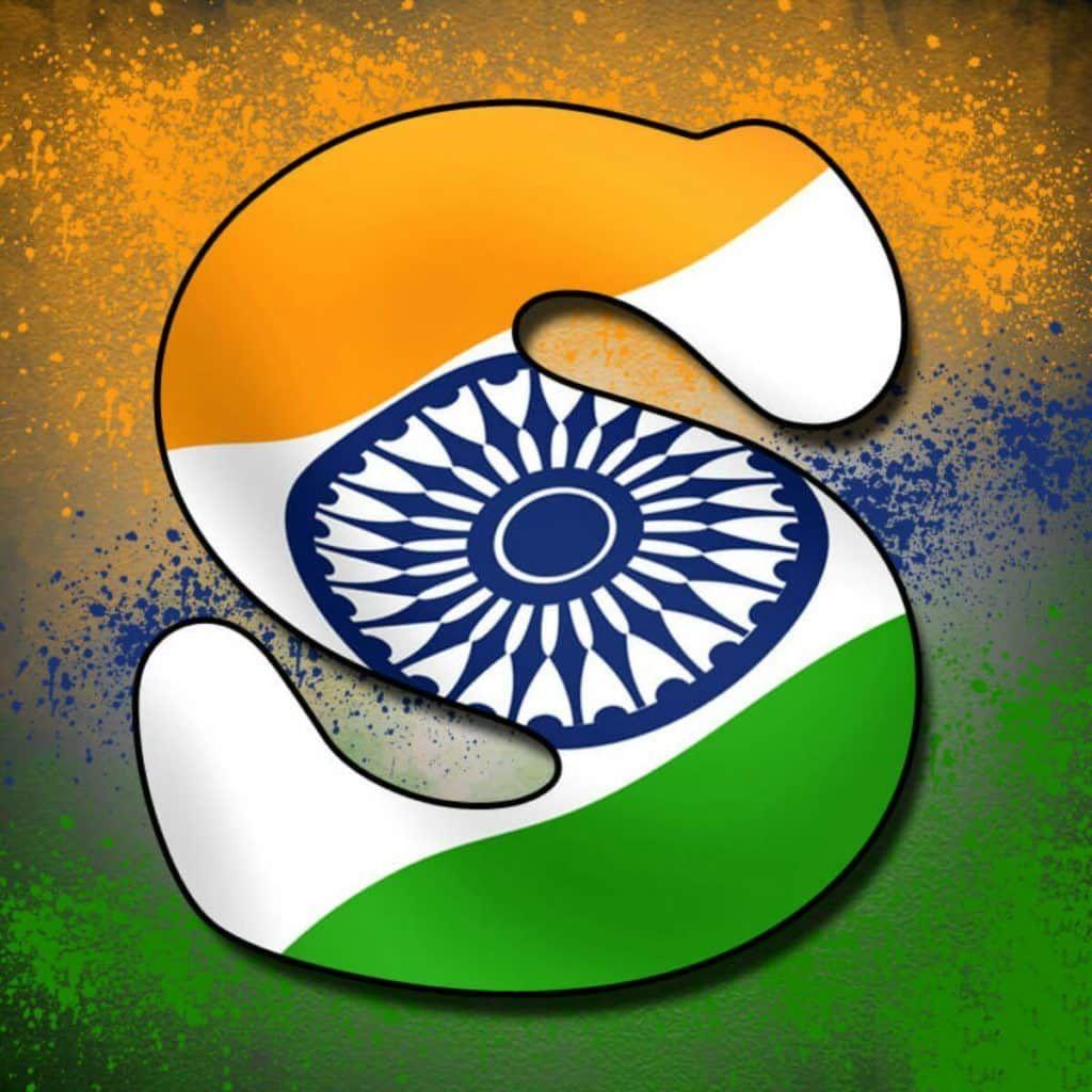 Alphabet Tiranga Image Name Wallpaper Indian Flag Wallpaper Indian Flag Images