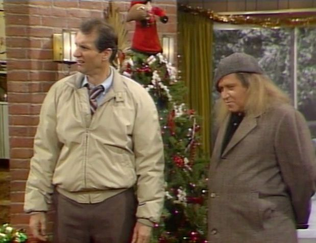 Married With Children Christmas.Married With Children 1989 Episode It S A Bundyful